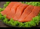 Как солить семгу Как солить красную рыбу в домашних условиях Малосольная семга