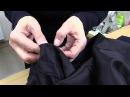 Как сшить многофункциональное платье конструктор Упаковка шлицы упаковка низа с подкладом Часть 8