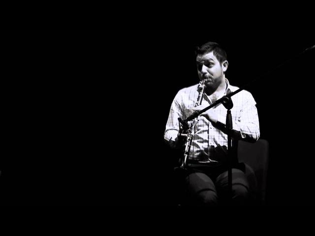 Ismail Lumanovski - Clarinet solo / live in Moda Sahnesi - Istanbul