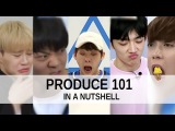 PRODUCE 101 IN A NUTSHELL