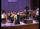 Р.Гальяно. Опаловый концерт для баяна с оркестром, 1ч.