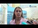 Олимпийская чемпионка по художественной гимнастике Маргарита Мамун