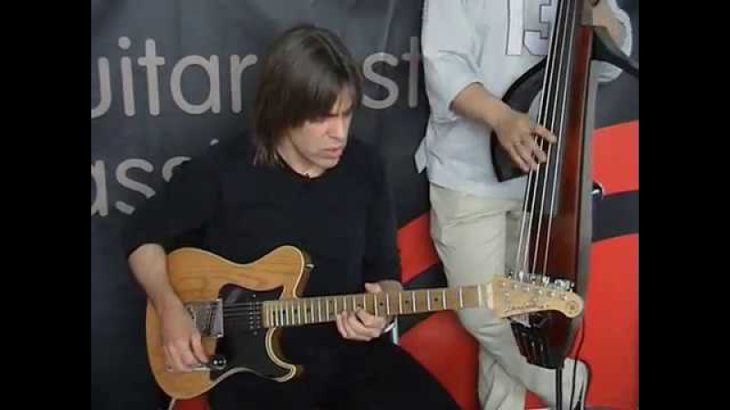 Mike Stern Autumn Leaves