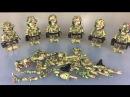 Военные минифигурки в камуфляже (LEGO аналог) / Lego minifigures (analogue)