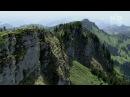 Switzerland part 12 Швейцария с высоты птичьего полета