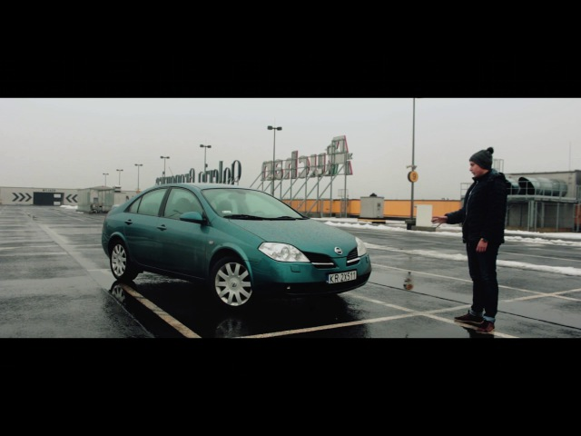 Nissan Primera P12. Космолёт опередивший своё время / EURODRIVE PROJECT