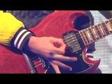 Пушной учит играть Владимира на гитаре(EDcrunch NIGHT,Парк Горького)