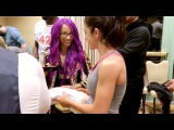#SBMKV_Video | What gift did Bayley give Sasha Banks before WrestleMania?