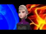 Let it go ice and fire version