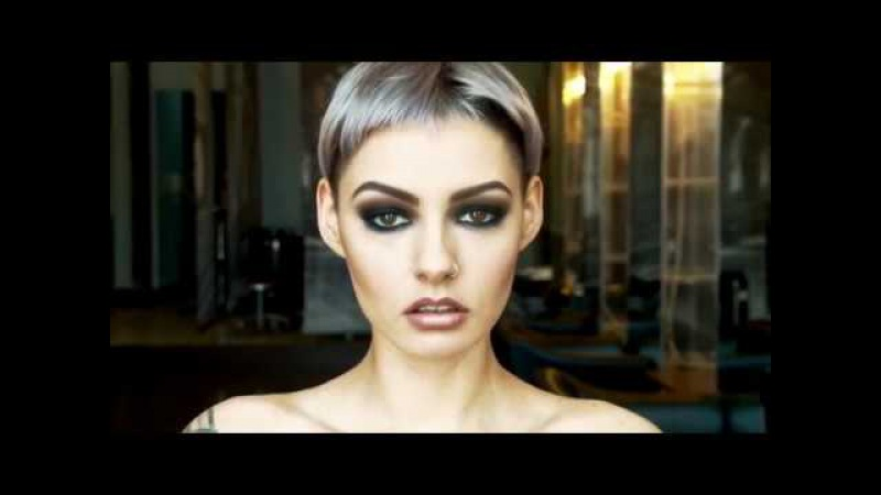 || BTS - Watch this Amazing Pixie Cut, Makeup and PhotoShoot ||