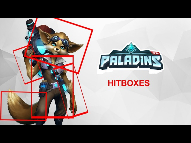 Hitboxes in Paladins