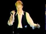 David Bowie - 11 - Fame - February 2, 1976 - Live tour rehearsal in Vancouver, BC