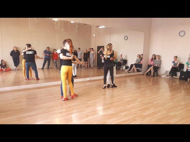 Ipanema Dance Studio - Teachers demo Open Class