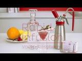iSi Rapid Infusion Vodka Raspberry ESP