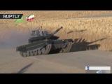 Russian T-90MS twin Iran kicks off mass production of domestic main battle tank