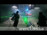 Лазерный лабиринт / аренда Киев / Xrent.com.ua