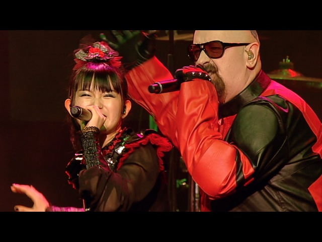 APMAs 2016 Performance: BABYMETAL perform with ROB HALFORD of JUDAS PRIEST
