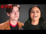 The Riverdale Cast Recreate Famous Memes for Netflix (2017) HD