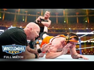 #My1 FULL MATCH - Jerry Lawler vs. Michael Cole: WrestleMania XXVII (Exclusive from WWE Network)