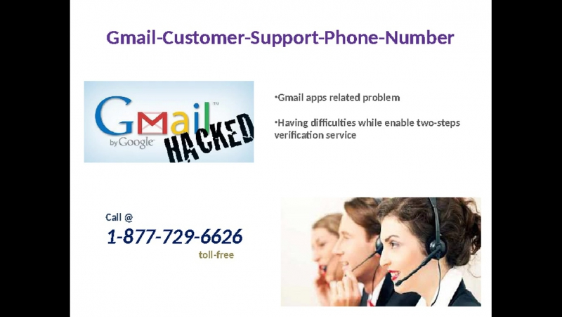 Gmail Customer Support Number 1~877~729~6626 for Gmail related quires