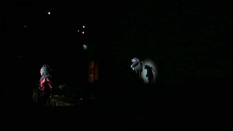 05. Орфей в Аду. Сцена Стикса и Плутона. Стикс - Александр Леногов, Плутон - Павел Григорьев.