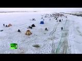 Одинокая рыбачка Fishing for Herself. A fisherwomans lonely life on Sakhalin Island