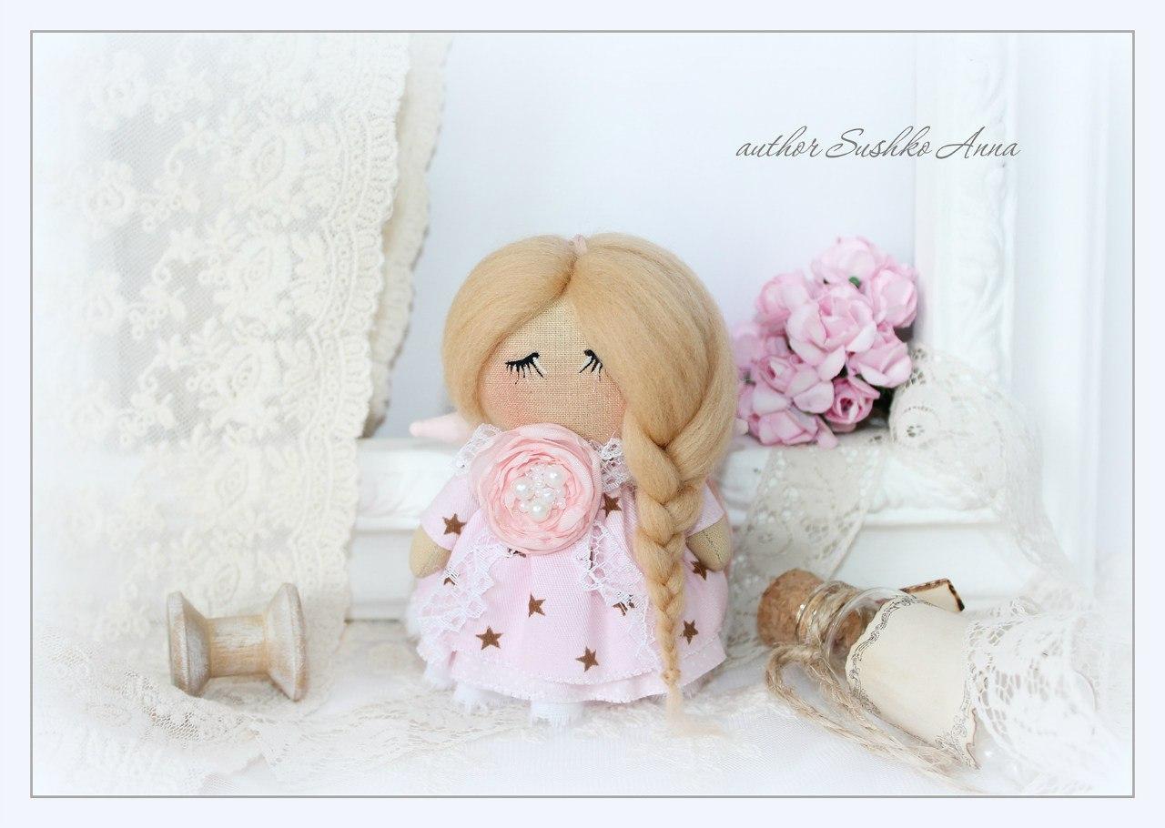 маленькие куклы