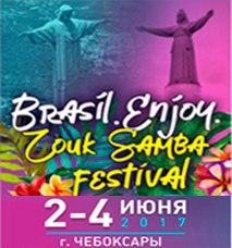Brasil. Enjoy. Zouk Samba Fest