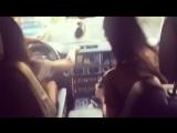 Когда девушка за рулём