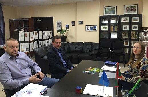 Встреча с руководством крупнейшего в Новосибирске учебно-стрелкового тира