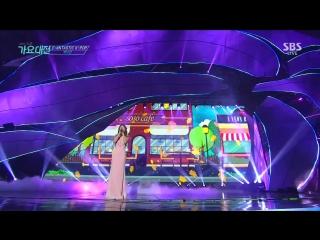 161226 Baek Ah Yeon (백아연) – So So(쏘쏘) @ 2016 SBS 가요대전 Gayo Daejun