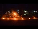 Фаер-шоу Огненная стихия/ Шоу жонглеров с огнем