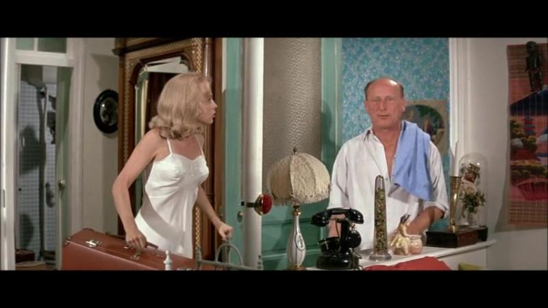 «Большая прогулка» (1966) — спасение Каннингема