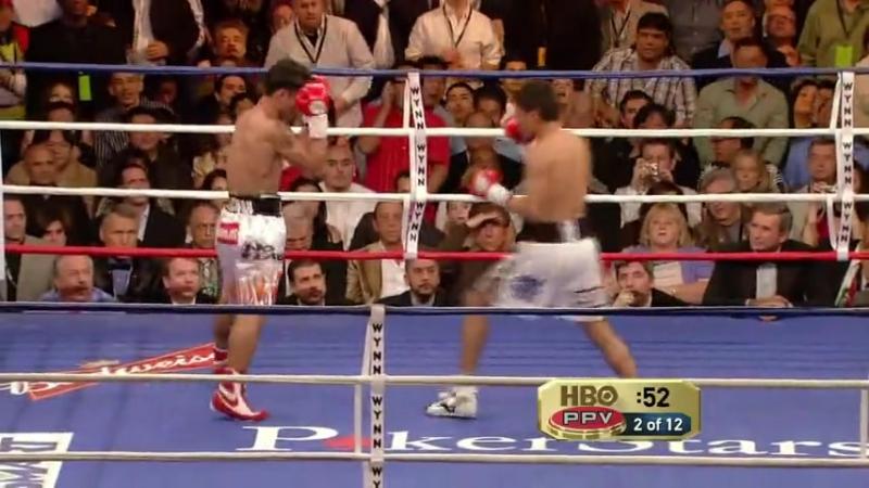 ٩(̾●̮̮̃̾•̃̾)۶ Manny Pacquiao vs. Erik Morales III (18.11.2006)
