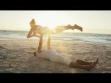 Акро йога с Лиель Черри