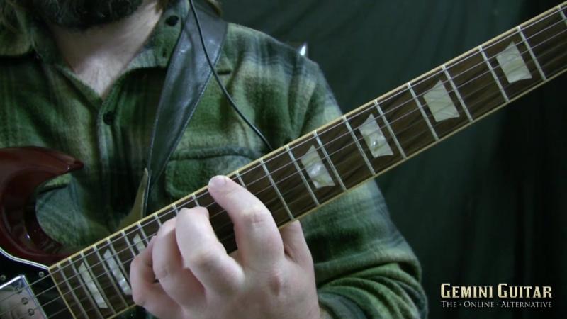 Gemini Guitar - Melancholy Atmospheres Volume One (2015)