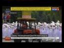 Минск. Балет тракторов Беларус 03.07.2017