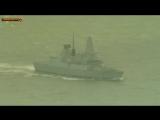 Admiral Kuznetsov. Флагманская Авианосная эскадра РОССИИ Ох, смотри не промахнис