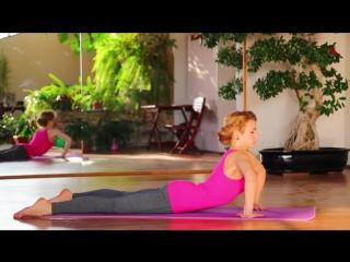 Гибкая и сильная спина за 15 минут - прогибы - strong  flexible spine