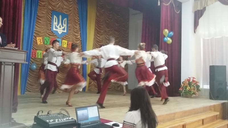 танець (Ек ЛНАУ)