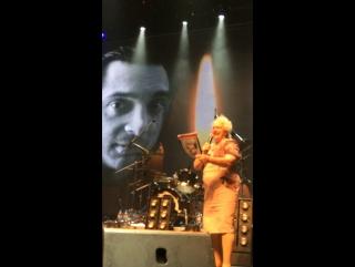 Татьяна Ивановна Горшенёва(19 июля - КУКРЫНИКСЫ @ Москва, ГЛАВCLUB Большой концерт памяти Михаила Горшенёва.