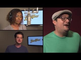 Озвучка Утиных историй, которые выйдут в 2017, поют заглавную песню