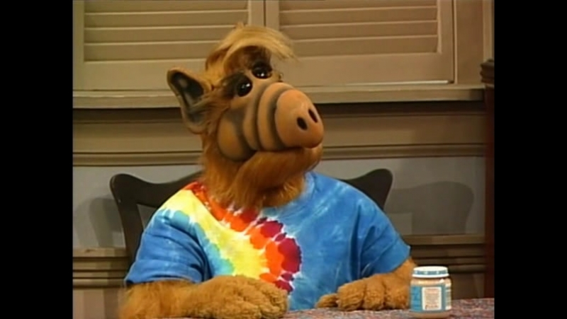 Alf Quote Season 4 Episode 23_Альф про поездку
