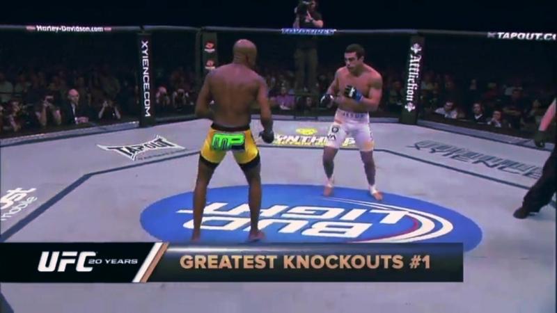 Big MMA Vine 34 by ARAGON Anderson Silva vs Vitor Belfort