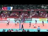 Top 50 Best Volleyball Spikes by Yeon Koung Kim - Best Scorer - Korean Volleyball