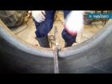 Обдирка шин ви-203 Ураган для вездеходов на шинах низкого давления