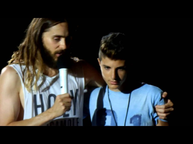 THIRTY SECONDS TO MARS - CLOSER TO THE EDGE UP IN THE AIR - THEATRE ANTIQUE - VIENNE