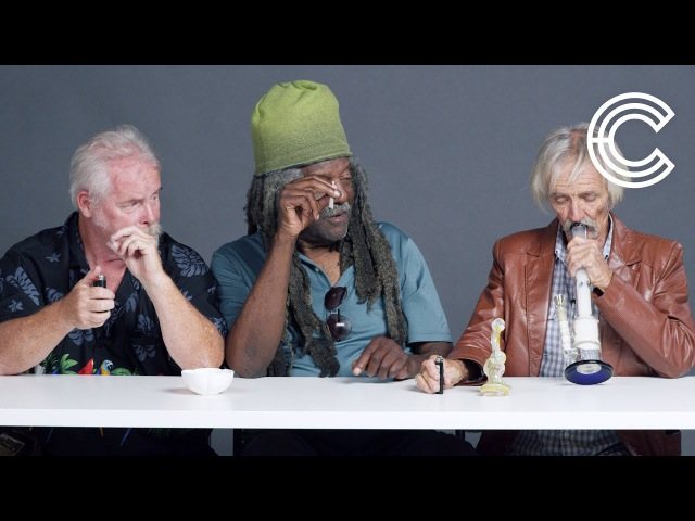 Grandpas Smoking Weed for the First Time FYB