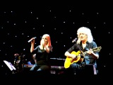 Brian May &amp Kerry Ellis - Somebody To Love live in Bratislava