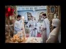 Хиротония во диакона чтеца Андрея Бондарева / The ordination Andrew Bondarev to Holy Diaconate